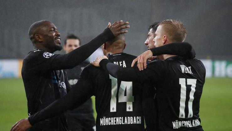 祝贺,门兴队史首次进入欧冠淘汰赛阶段