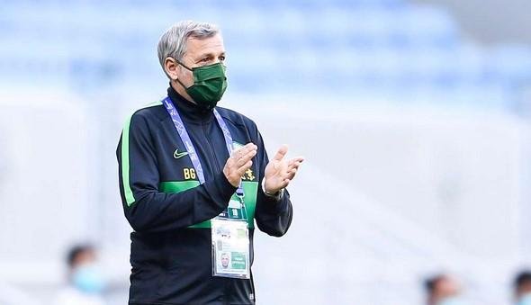 记者:亚冠结束后热内西奥将立刻返回法国,是否续约还待定