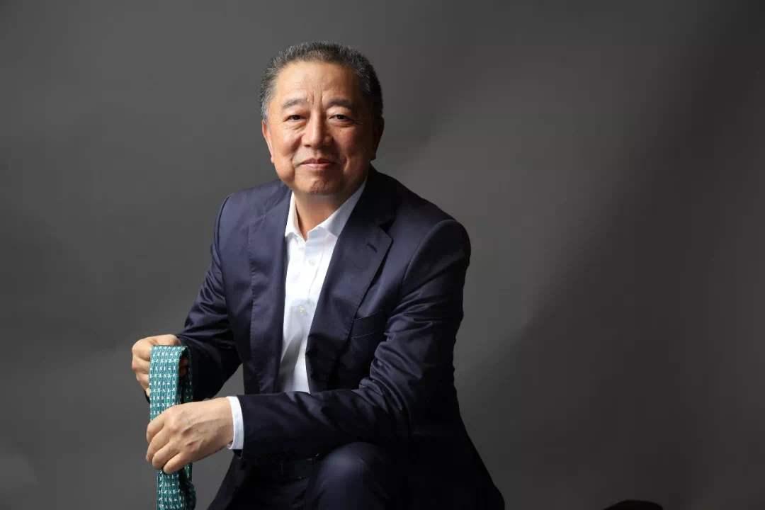 胡葆森谈投资建业26年:世界第一运动怎能没有河南人的身影 第1张