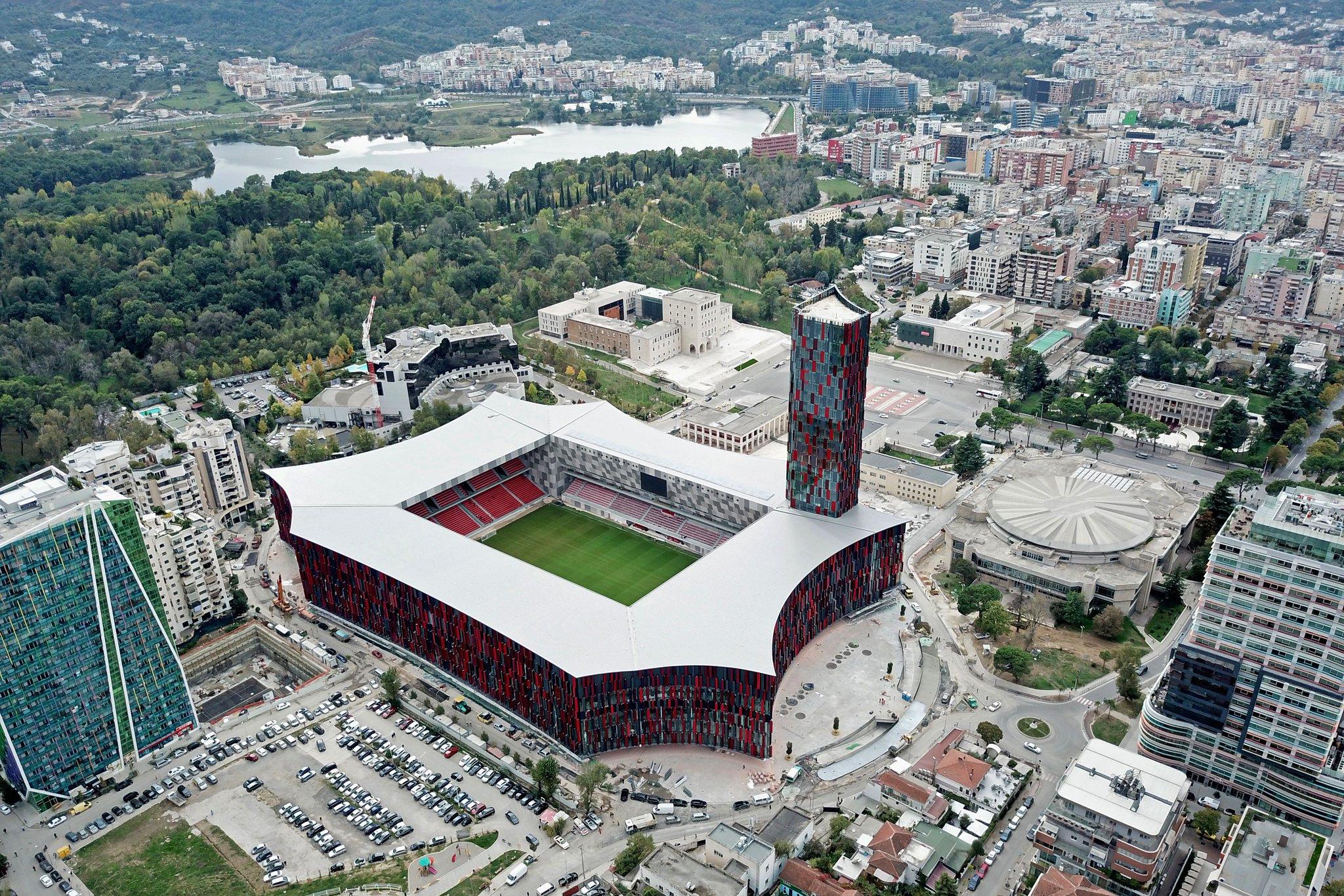 官方:首届欧会杯决赛将于阿尔巴尼亚举行
