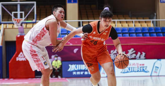 WCBA综述:内蒙古豪取12连胜登顶积分榜