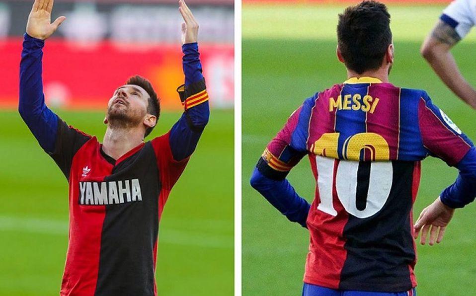 巴萨将为梅西黄牌上诉,拉莫斯同类纪念庆祝吃牌曾被撤销