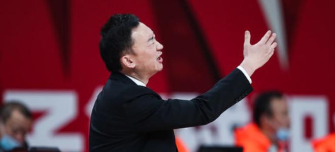 """刘维伟:最怕舆论影响球员思想,不敢接受""""最强""""两字"""