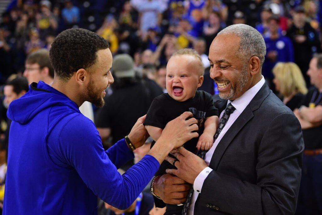 库里:想像我爸一样打16个赛季,想打到接近40岁