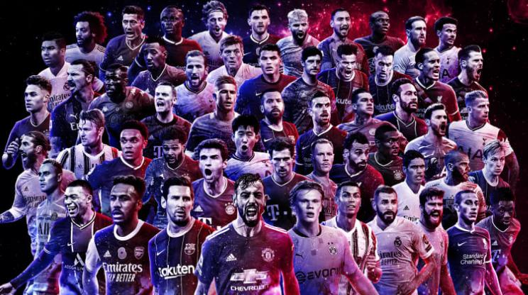 强势,上赛季拜仁球员中有11人进入FIFA年度最佳阵容候选