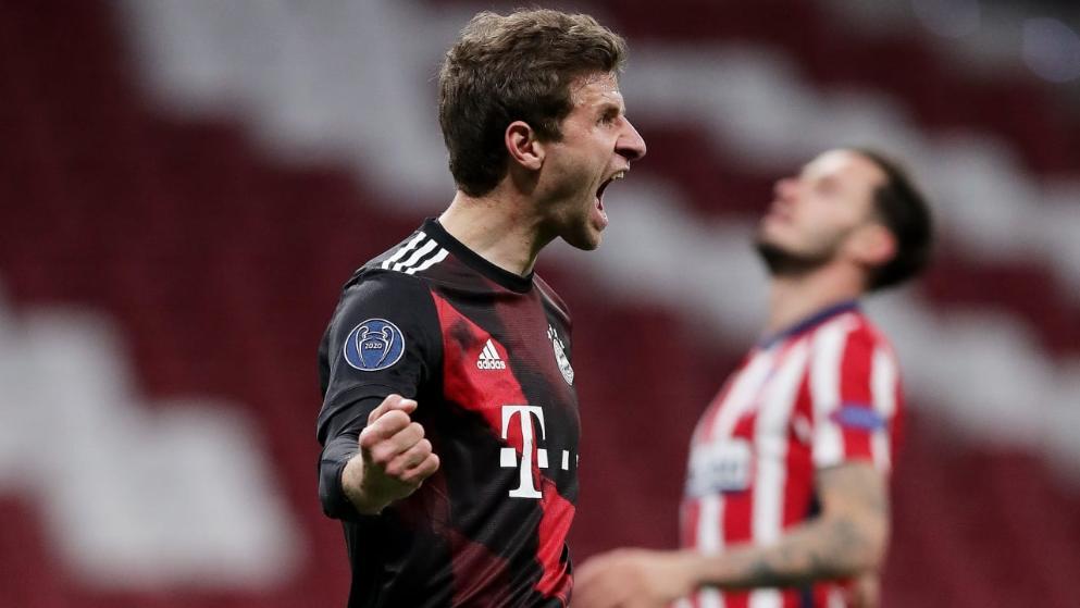 图片报:拜仁踢马竞的首发,是过去5年来最年轻的