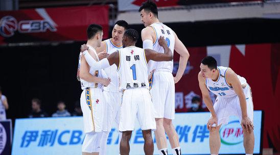 北京队史首次单赛季常规赛输给四川两次
