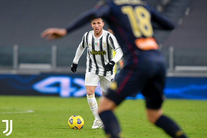 GIF:茨波拉头槌建功,热那亚扳回一球