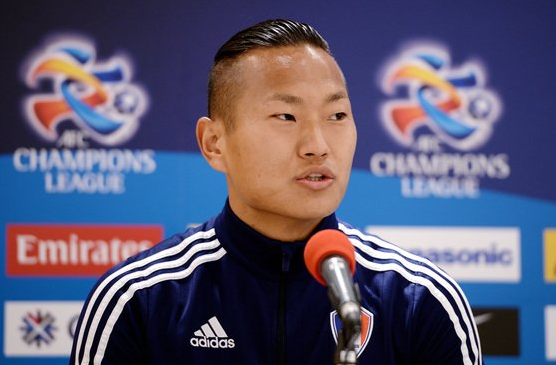 郑大世:曾以为孙兴慜你和他一个水平,但他现已是足球之神