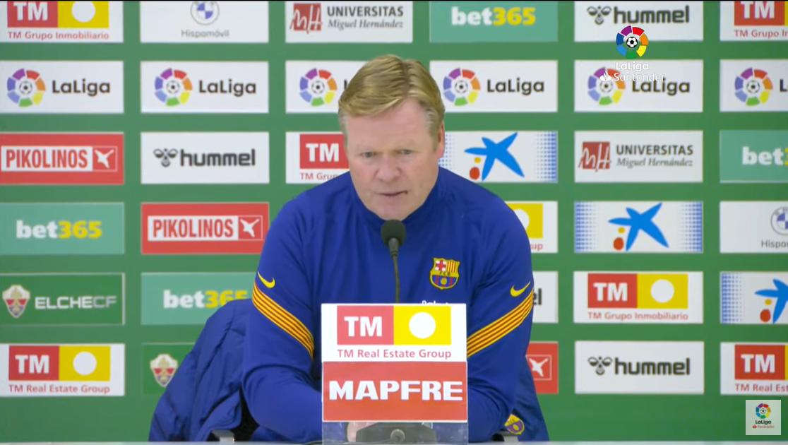 科曼:我很欣赏普吉的坚持,出场少的球员都该学习他