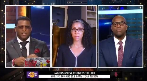 坎迪斯-帕克:火箭两名球星产生分歧,他们必须有所行动了