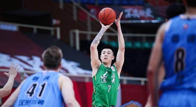 张镇麟:球队开局过于急切,对三人篮球有一点了解