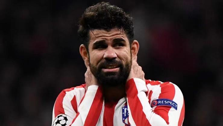 罗马诺:科斯塔希望回到英超踢球,他正在等待婉拒