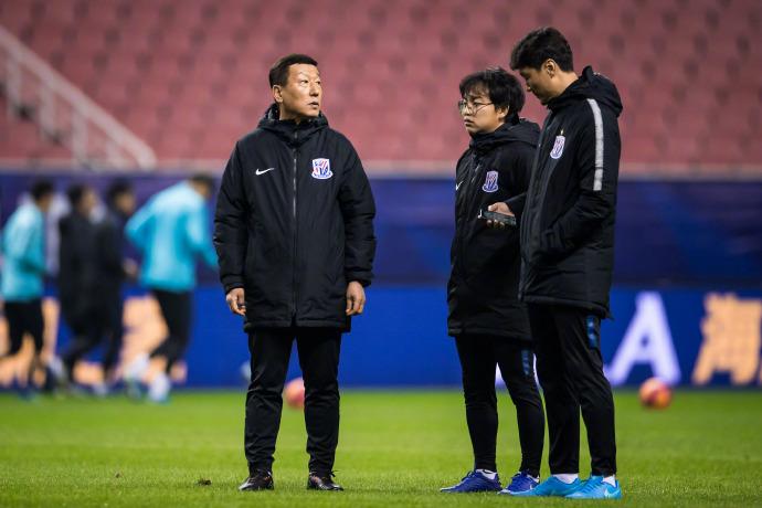 足球报:崔康熙29日返回中国,将缺席申花第一阶段冬训