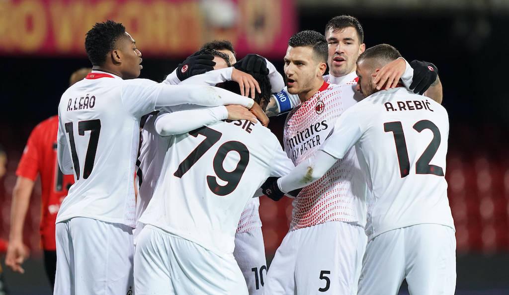 AC米兰前15轮拿下37分创队史纪录!仍保持赛季不败插图