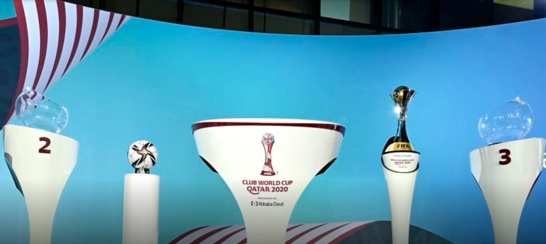 世俱杯抽签结果:拜仁VS阿尔杜海勒、开罗国民之间胜者