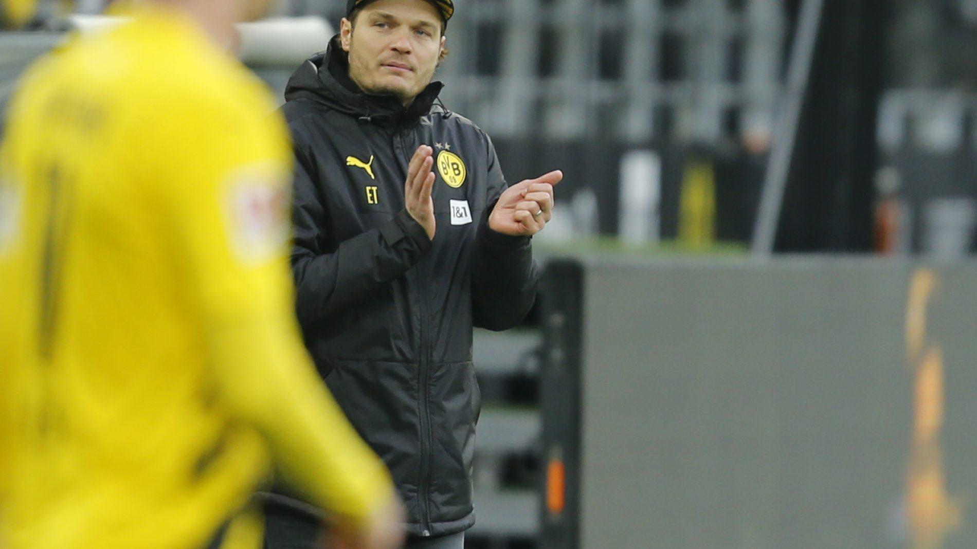 逆转奥格斯堡,多特主帅:打败莱比锡以来的最好体现
