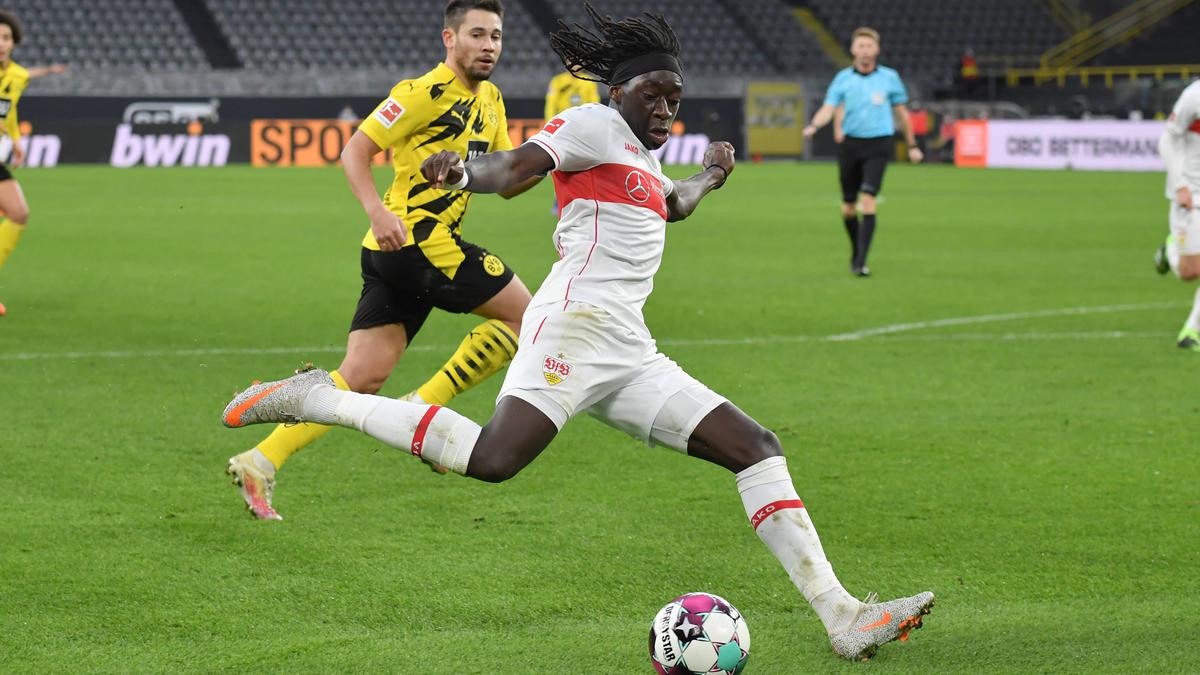 法国足球:如果桑乔离队,多特有意斯图加特攻击手库利巴利插图