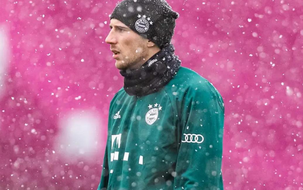 官方:拜仁中场戈雷茨卡小腿受伤,无缘德国杯比赛