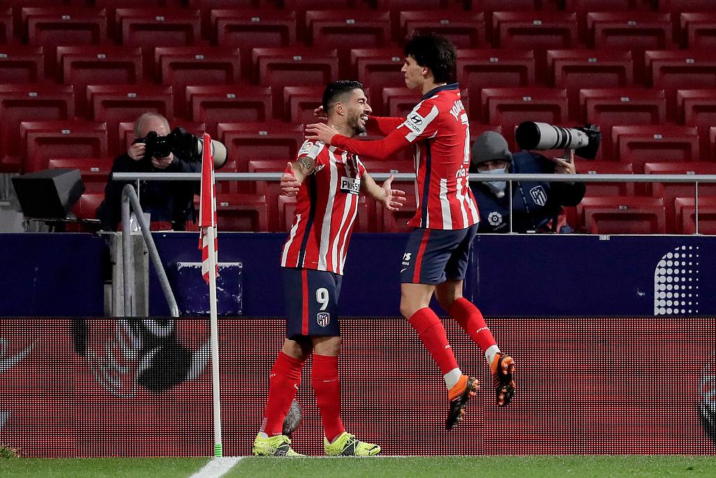 西甲联赛第20轮打开一场竞赛,由联赛领头羊马德里竞技主场迎战瓦伦西亚