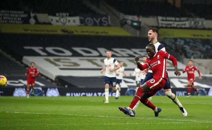 GIF:阿诺德助攻马内破门,利物浦扩大比分