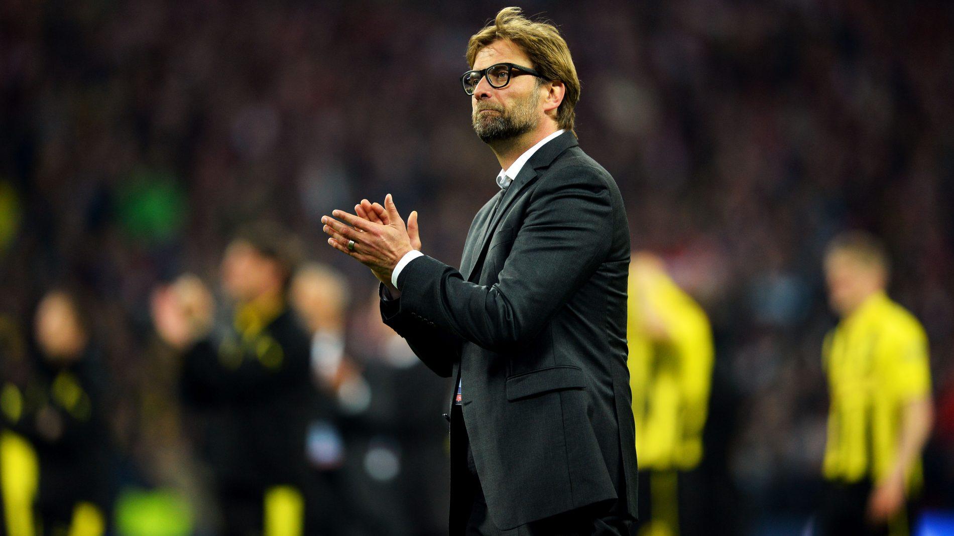 多特主帅:克洛普是世界最佳教练,影响了德国和欧洲足球