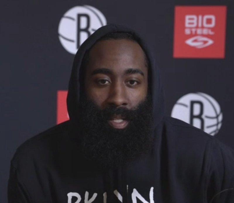 哈登:感谢火箭把我送到篮网,这儿的队友都十分优异
