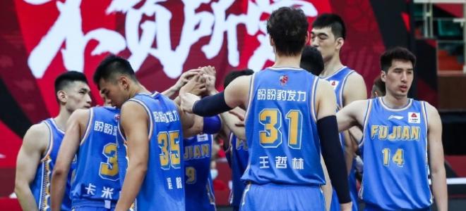 福建男篮官方就战绩不佳向球迷致歉:已开展梯队建设