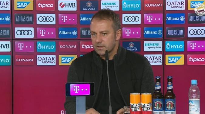 弗里克:拜仁不买断丹塔斯是假的;年轻球员被批判我很气愤