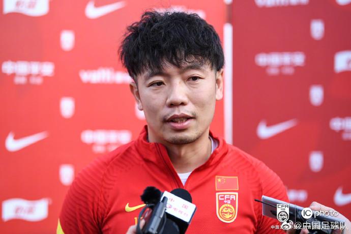 张稀哲:30岁远离伤病达成想要的目标,国家队还在磨合