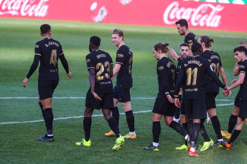 1月31日西甲第21轮对阵毕尔巴鄂竞技的竞赛