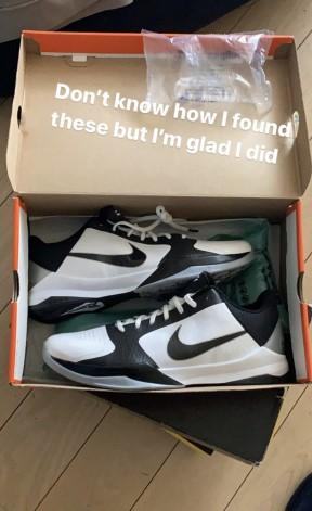 帕斯卡尔晒科五战靴:不知道怎么找到的,但很高兴找到了