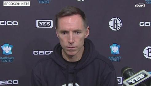 纳什:我们领先15分后就打得像是比赛结束了一样
