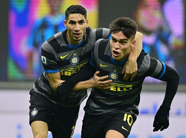 意甲联赛第二十轮,国际米兰主场迎战贝内文托