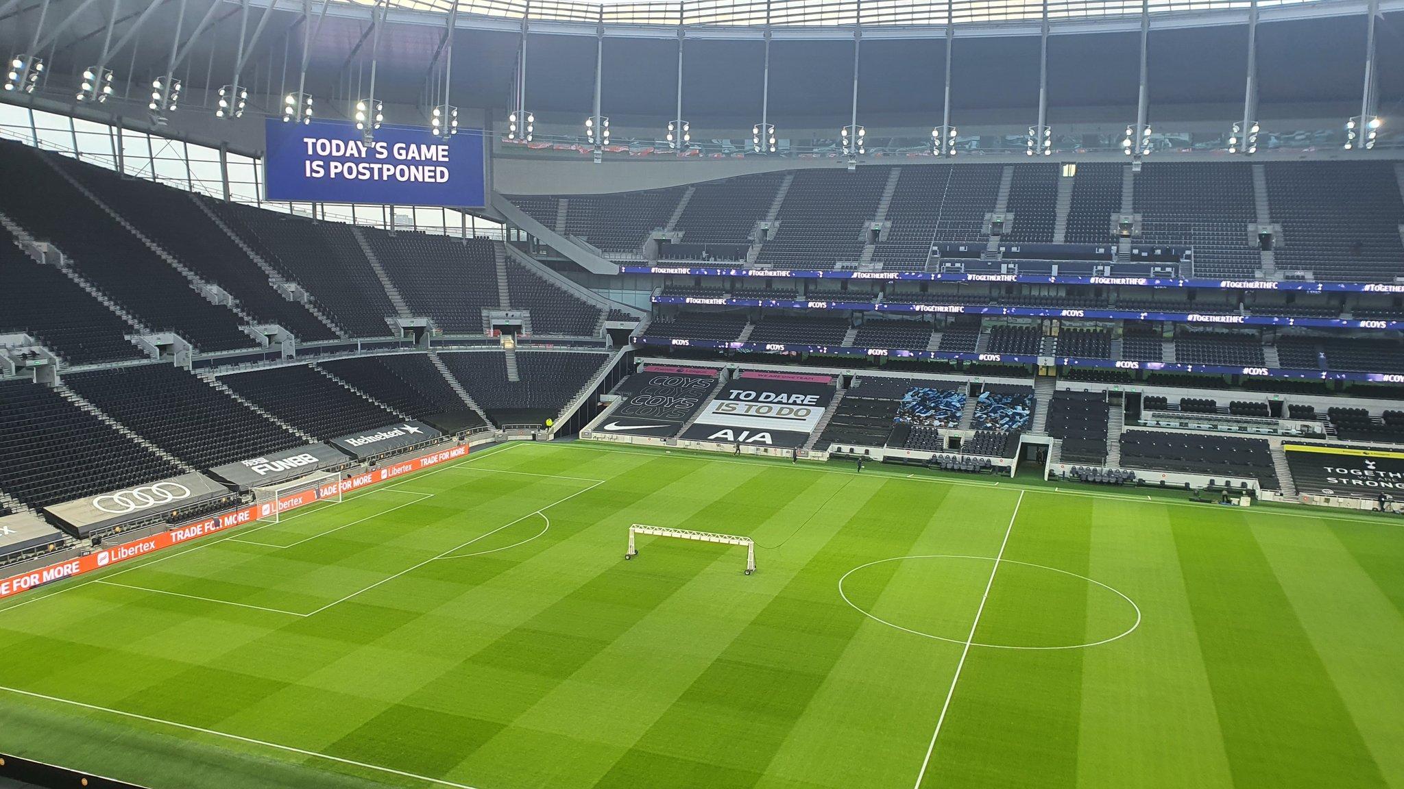 英甲球队高层:英格兰联赛暂停不可避免,生命比足球更重要