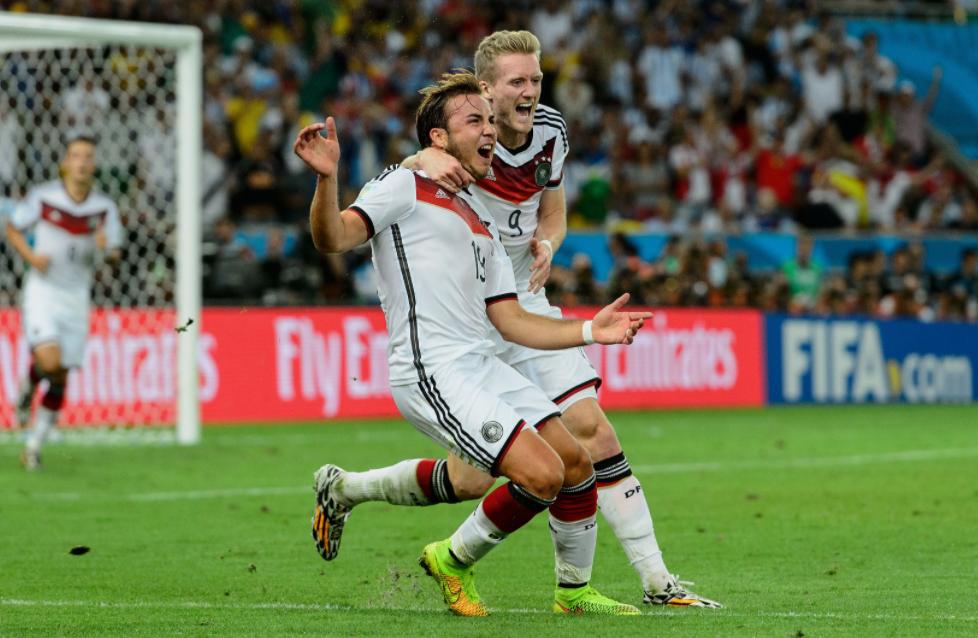 许尔勒:格策经常感谢我在世界杯决赛送出的绝杀助攻插图