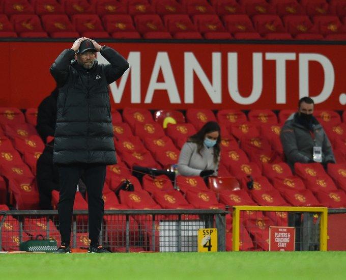 球员想赢球,若想赢就得肯定抢先,但利物浦没做到