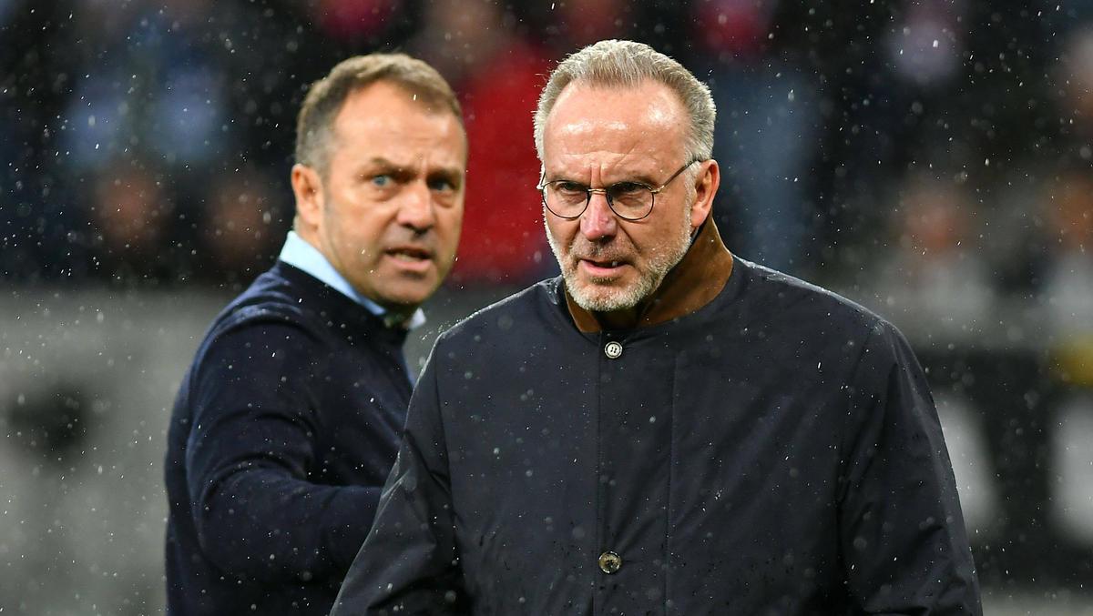 鲁梅尼格:拜仁要证明德国杯出局是意外,要找回去年的强势