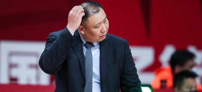 王晗:防守需要做好沟通,进攻没发挥正常水平