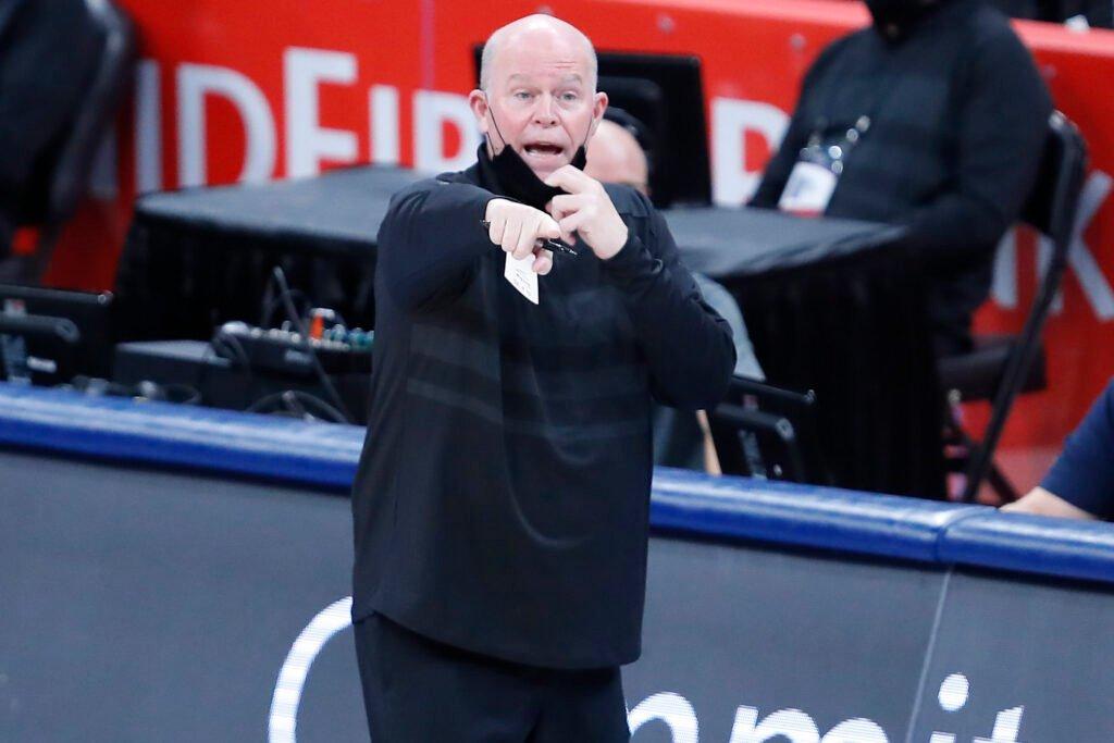 克利福德:阿龙-戈登引领了球队进攻,富尔茨不会停止努力