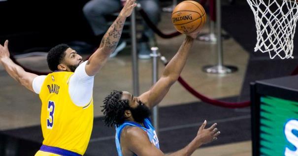 哈登:与NBA顶级球队相比,我们就是不够好