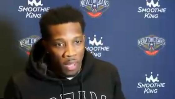 布莱索:我知道赛季刚开始,但我认为英格拉姆是MVP