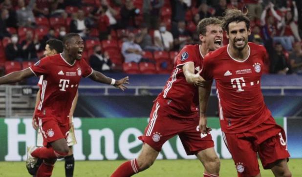 踢球者:拜仁愿意在冬歇期出售哈马和齐尔克泽