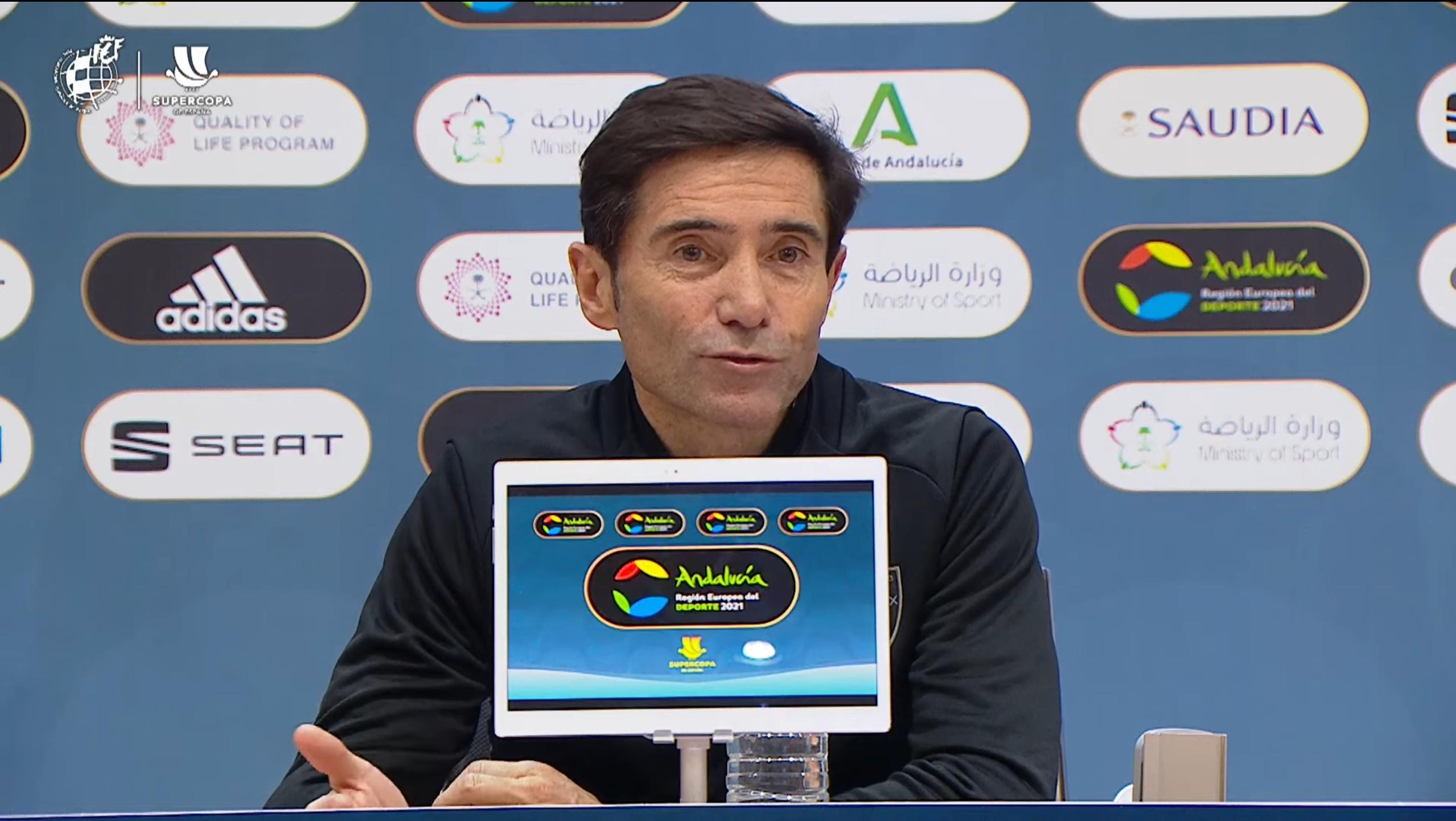 马塞利诺:皇马巴萨是很强,但我们也不是毫无机会