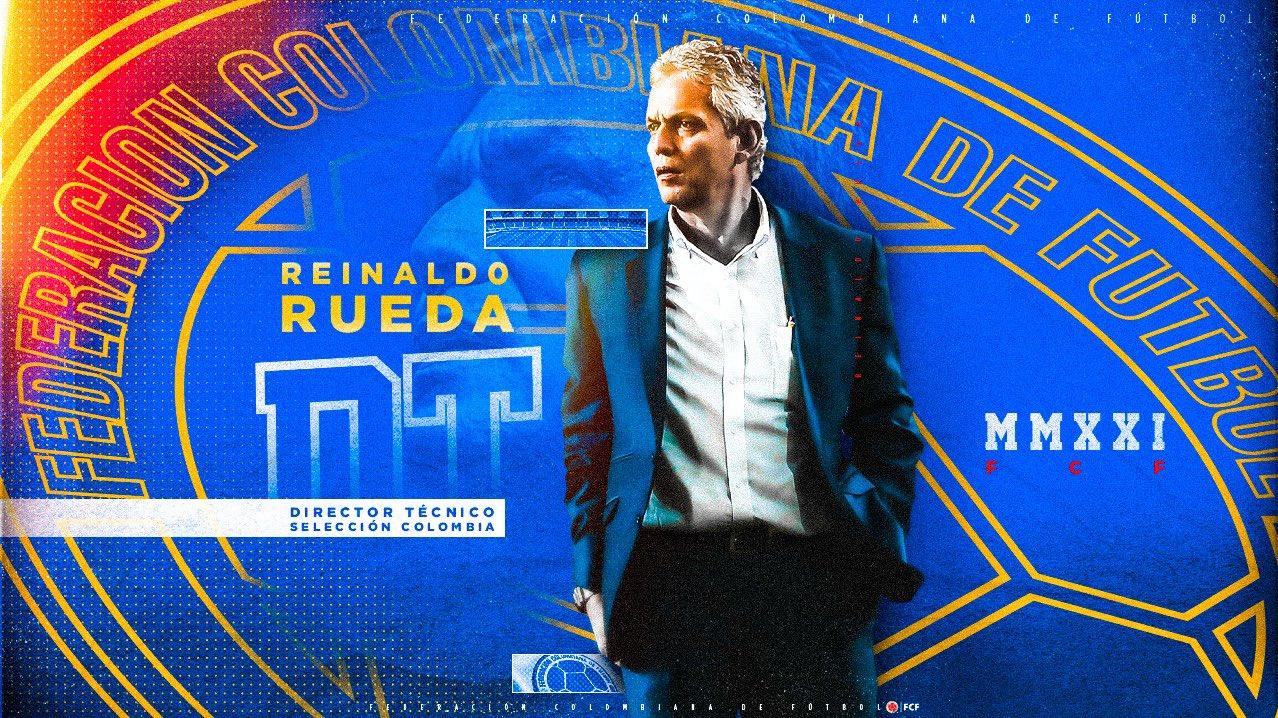 官方:南美名帅鲁埃达接替奎罗斯执教哥伦比亚国家队