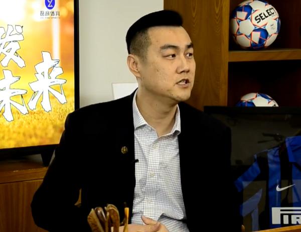 """绿城俱乐部总经理:中性名备选有六个,其中包含""""绿巨人"""""""
