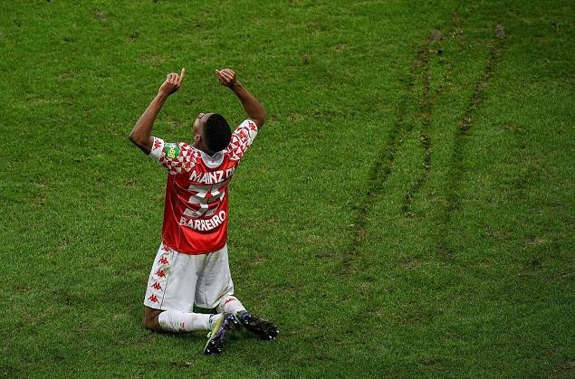 尼亚卡泰梅开二度巴雷罗建功,美因茨3-2反转莱比锡