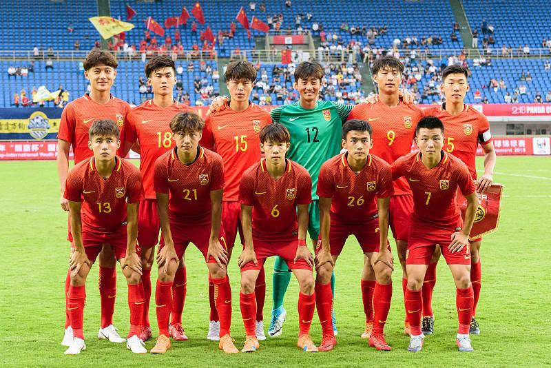 蒋圣龙梅开二度,U22国足热身大胜中甲昆山FC