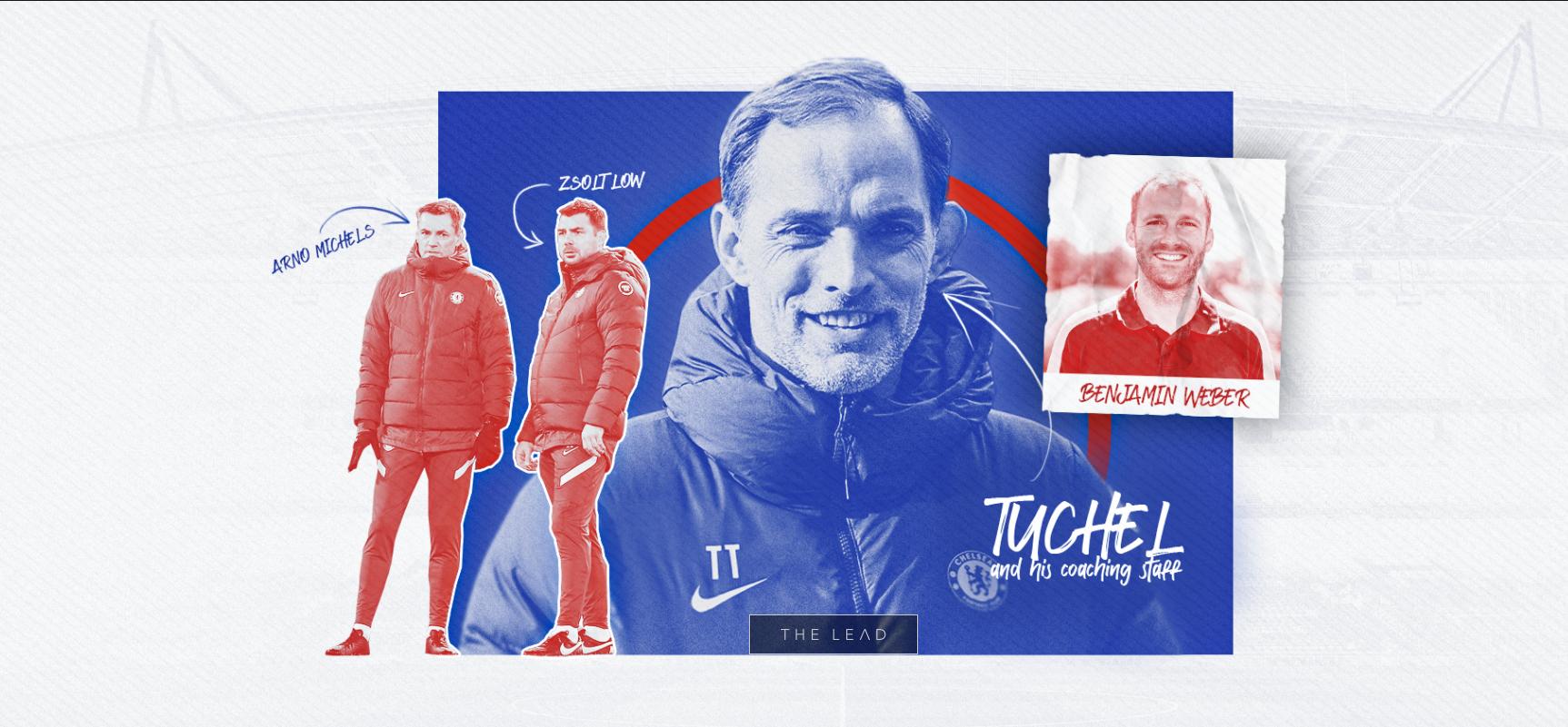 """TA:图赫尔和""""特警""""助教们给"""