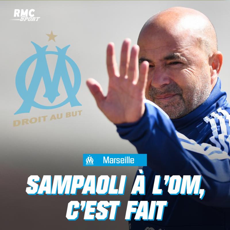 RMC:马赛与桑保利已谈妥合同,将签约至2023年夏